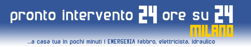 Top Arese Pronto Intervento 24 ore su 24