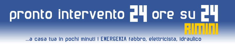 Torriana (RN) Pronto Intervento 24 ore su 24